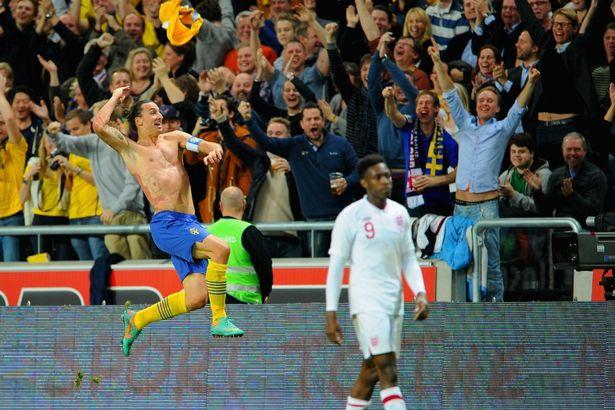 Sweden+v+England+