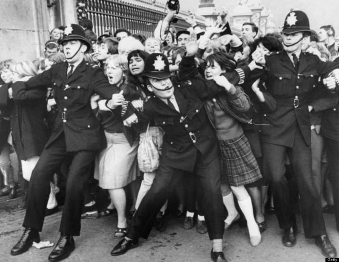 Britain-beatles-anniversary-FILES
